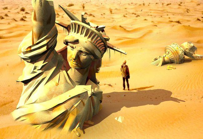 О «моральном превосходстве» Запада и его кривой роже