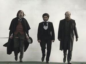 Гоголь, Толстой, Достоевский переписываются в интернете