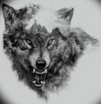 Нужен волчий оскал